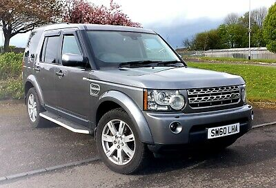 2010 Land Rover Discovery 4 XS Automatic 7Seater SatNav