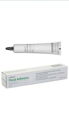 Oasis Floral Adhesive Glue .39 gm. Tube Glues Fresh Or Artificial Material 01532