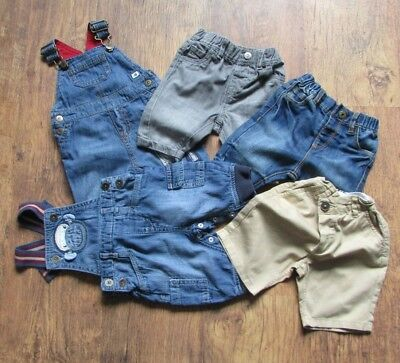 Five Pairs Of Baby Boys Jeans Age Up To 3 Months Next (6)