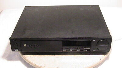 Acoustic Research CD-04 Compact Disk Player CDM-2 TDA1540P