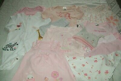 Baby girls clothes Mini club/Bonds newborn/up to 1m  combined postage available