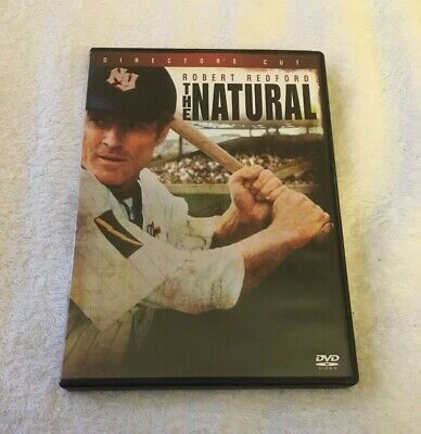 The Natural (WS DVD) - 2 DVD Director's Cut - Redford, Duvall, Close