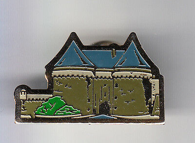 Rare Pins Pin's .. Tourisme Chateau Castle Fort Musee Hennebont Bretagne 56 ~Cp