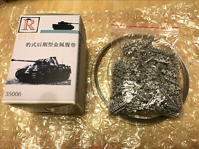 R-Model 1/35 35006 Metal Track For WWII German Panther Late type