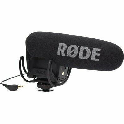 Rode VMPR VideoMic Pro R with Rycote Lyre Shockmount With Rode DeadCat VMPR