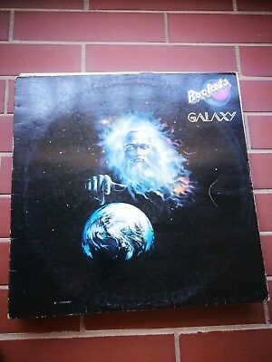 Rockets Lp 33 Giri - Galaxy - Anno 1980