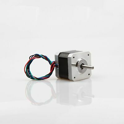 1PC Nema17 Stepper Motor 0.9° 17HM5417 4000G.CM 4leads 3D Printer LONGS