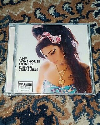 Lioness: Hidden Treasures by Amy Winehouse (CD, Dec-2011, Universal Republic)