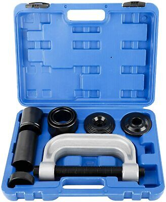 4 in 1 Ball Joint Service Tool Kit 2WD 4WD Adapters Remover Puller for Car Truck