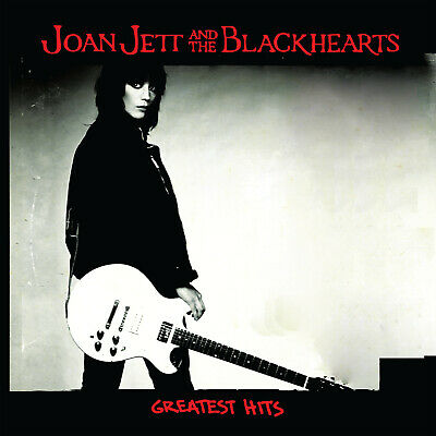Joan Jett and the Blackhearts - Greatest Hits - New CD Album - Pre Order - 10/5