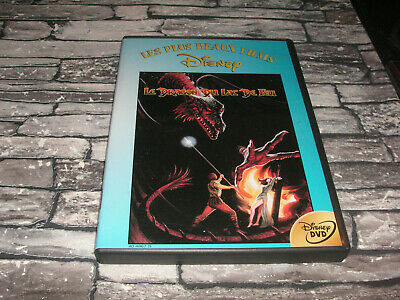 Le Dragon Du Lac De Feu / Dvd Walt Disney