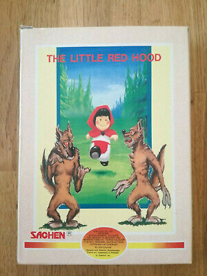 Sachen * The Little Red Hood * TC-004 - NES Original Box
