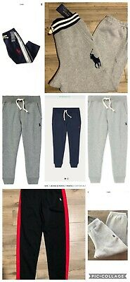 NWT Boys Ralph Lauren tracksuit bottoms age 4, 5, 6, 7, 8, 9, 10, 11 or 12 years