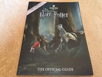 The Making Of Harry Potter Warner Bros. Studio Tour London Official Guide 2017