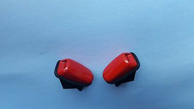 radient red. Ford Fiesta MK6 and mk7st 180 Front  Washer MIST  Jets x2.
