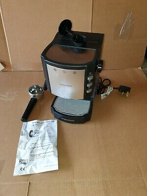 Morphy Richards 47570 Coffee Maker. VGC. Hardly used.