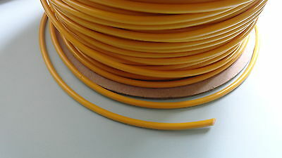 12v Cable 5m of 4.5mm2 42A Car Automotive Electrical Wiring YELLOW
