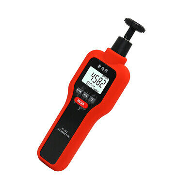 Digital Tachometer Non-Contact & Contact Speed Measurement RPM Meter