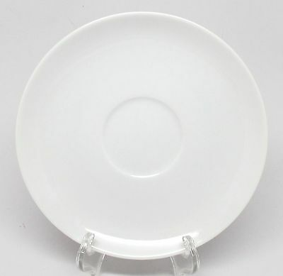 Noritake ANGELA WHITE Saucer(s) #107 Cook 'n Serve