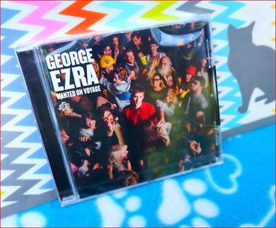 "George Ezra: New Sealed Fast Freepost ""Wanted on Voyage"" Debut CD Budapest"