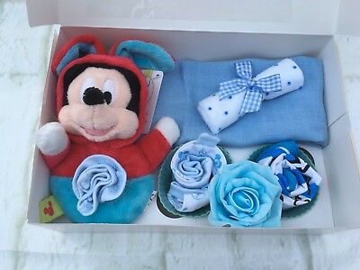 Baby Mickey Mouse New Baby Gift Set