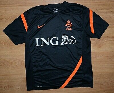 853ddf15e Holland Netherlands 2011 2012 Training Football Shirt Jersey Nike Size Xl  Adult