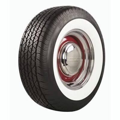 COKER TIRE P255/70R15 BFG 3in White Wall Tire P/N - 630600