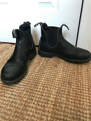 79aa6a1967f MENS BLUNDSTONE CHELSEA Boots USA Size 10.5 (au Size 9.5) Brown And ...