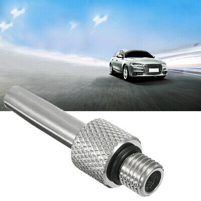 1Pc Auto Car Transmission Service Filler Adapter Silver For Mercedes Benz 722.9
