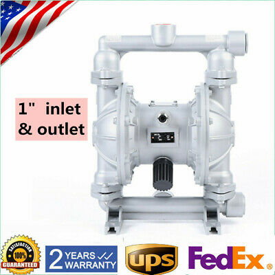 Air-Operated Double Diaphragm Pump Air-Operated 1 inch Outlet 1 inch Inlet