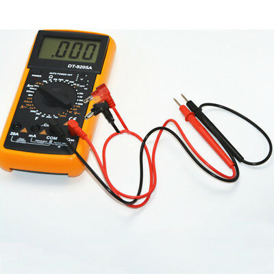 Digital Voltage Multi Meter Multi Meter Test Lead Probe Universal Wire Pen Cable