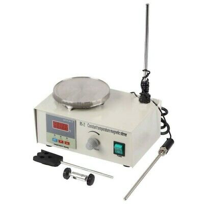 Laboratory Magnetic Stirrer Constant Temperature with Heating Plate 110V Hotplat