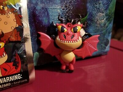 HOW TO TRAIN YOUR DRAGON HIDDEN WORLD MYSTERY BAG CLIP DRAGON HOOKFANG VARIANT