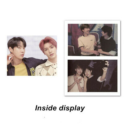 Kpop NCT 2018 Empathy Photo Book Taeyong JaeHyun Self made Picture Photograph