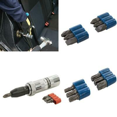 Clearance Lot Impact Screwdriver Set & Bits For Hammer Powered Impact Drivers