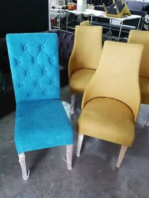 Modern chairs and tables for restaurant, more colours and different designs 3535