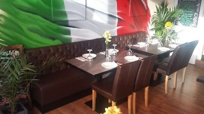 Restaurant chairs, sofas and table sets for sale. Different colour available 29