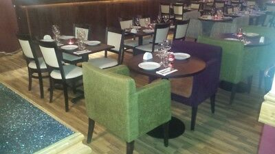 Soft ad very comfortable chairs for your home / restaurant / hotel use.