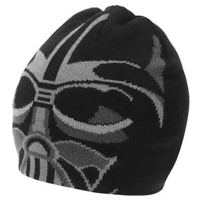 Star Wars; Darth Vader Winter Hat , Junior 4-8Yr Approx,New With Tags