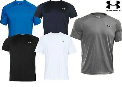 Under Armour Short Sleeves T-shirt Gym/Running Sports Training Men's Gift Tees