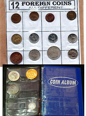 Real Coin30Countries And Regions World Foreign Coins Lots Collection 30pcs//Set