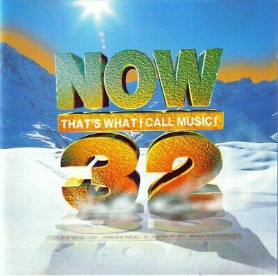 Various Artists : Now Thats What I Call Music! Volume 32 CD - Very Good Cond