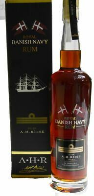 Riise Danish Royal Danish Navy Rum 0,7l