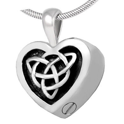 Cremation Jewellery for ashes Memorial keepsake Pendant necklace locket pouch