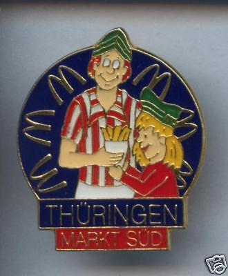 Rare Pins Pin's .. Mc Donald's / Thuringe Allemagne #09