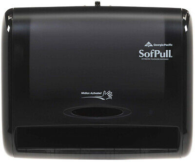 """SofPull 9"""" Automated Touchless Paper Towel Dispenser by GP PRO (Georgia-Pacific"""