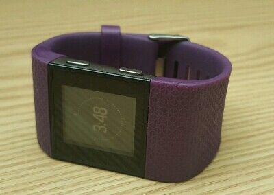 Fitbit Surge Fitness Super Watch - Purple - Small - Free Delivery!!!
