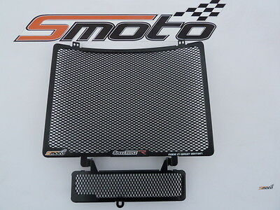 Triumph Speed Triple R Radiator Cover Oil Cooler Cover 2012 2013 2014 2015