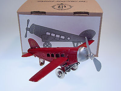 "Gsplane Original Paya Lim. Edition 1985 ""Ju 52"", Red, Neu/New/Neuf Strong Box !"