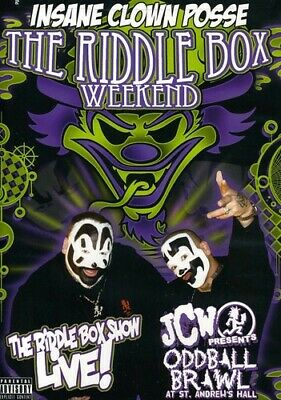Insane Clown Posse: The Riddle Box Weekend (DVD Used Very Good) Explicit Version